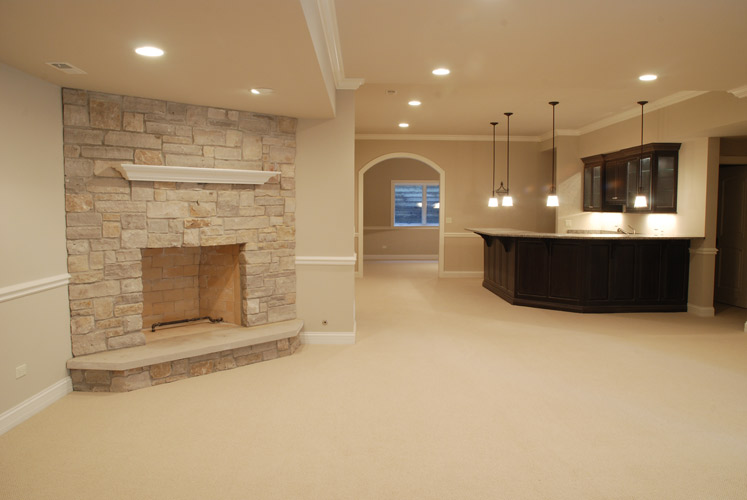 we can create and enhance basements to fit your needs